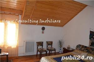 Apartament cu 2 camere in vila D+P+2E+M, Busteni-zona Valea Alba  - imagine 1