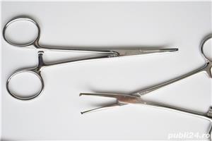 Pense hemostatice Aesculap pentru un medic veterinar sau cunoscatori - imagine 2
