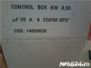 Tablou Electric(Control Box KW 0,55) - imagine 4