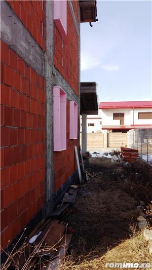 Proprietar,vand vila in constructie,p+1e+pod otopeni - imagine 6