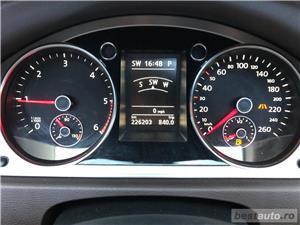 Vw Passat B7 BiXen adaptiv LED Navi Piele Panoramic Lane Assist etc... - imagine 11
