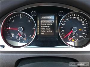 Vw Passat B7 BiXen adaptiv LED Navi Piele Panoramic Lane Assist etc... - imagine 10