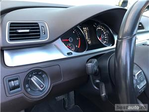 Vw Passat B7 BiXen adaptiv LED Navi Piele Panoramic Lane Assist etc... - imagine 17