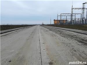 Teren Timisoara, 1 ha calea aradului langa post trafo, drum betonat - imagine 3