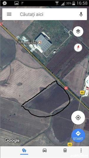 teren 5.3 ha C.Torontalului - imagine 1
