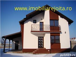 Casa ta la cheie, 500 mp teren, 5 camere, cu terasa si pivnita, direct dezvoltator Imobiliare Joita  - imagine 1
