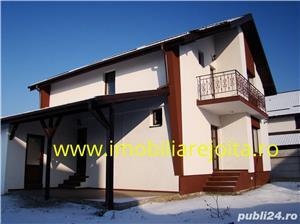 Casa ta la cheie, 500 mp teren, 5 camere, cu terasa si pivnita, direct dezvoltator Imobiliare Joita  - imagine 2