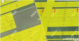 Teren 630 mp ocolitoarea Brasov Tarlungeni Sacele - imagine 7