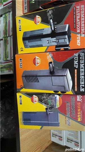 Accesorii -filtre interne, pompe de aer etc - imagine 1