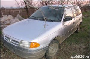 Vand sau dezmembrez Opel Astra 1.6i 1992 - imagine 2