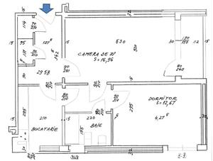 vand apartament liber 2 camere colentina vis-a-vis kaufland - imagine 1