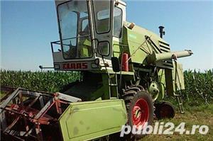 combina agricola CLAAS 3m stare de functionare si piese motor - imagine 2