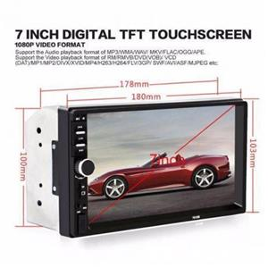 "Auto Player ecran7""HD Touchscreen Bluetooth RadioUSB,Camera,Mp3,Mp4 AutoVideo Player ecran7""HD  - imagine 4"