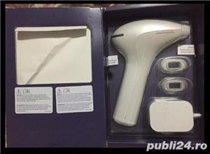 Epilator IPL Philips Lumea Plus 2008/11 epilare definitiv laser ca nou - imagine 3
