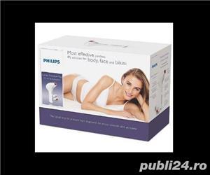 Epilator IPL Philips Lumea Plus 2008/11 epilare definitiv laser ca nou - imagine 1