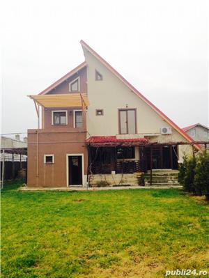 Casa P+1+M Domnesti-Clinceni - imagine 2