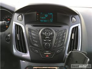 Ford Focus | Break | 1.6D | Xenon | Jante aliaj | Carlig remorcare | Scaune incalzite | Clima | 2014 - imagine 10