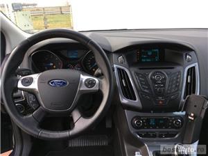 Ford Focus | Break | 1.6D | Xenon | Jante aliaj | Carlig remorcare | Scaune incalzite | Clima | 2014 - imagine 9