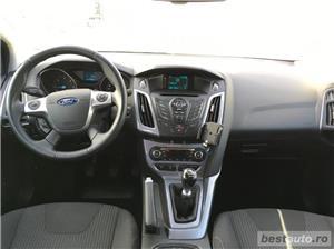 Ford Focus | Break | 1.6D | Xenon | Jante aliaj | Carlig remorcare | Scaune incalzite | Clima | 2014 - imagine 8