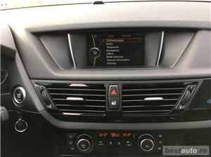 BMW X1 | xDrive | 2.0D | Sport Line | Automat | Navi | Senzori Parcare | Xenon | Clima | 2012 - imagine 12