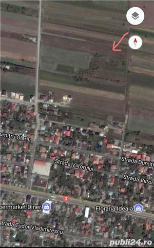 VAND URGENT TEREN 1050 mp IN VALU LUI TRAIAN - imagine 1
