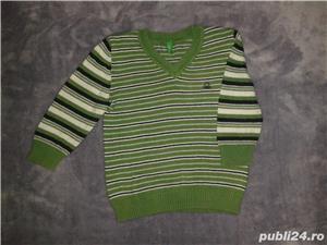 pulovere si vesta baietei 6-24 luni - imagine 4