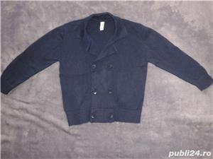 pulovere si vesta baietei 6-24 luni - imagine 3