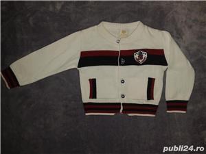 pulovere si vesta baietei 6-24 luni - imagine 2