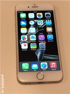 iPhone 6 64 gb gold - imagine 3