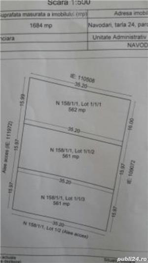 Mamaia nord 1120mp.pret 350€/mp - imagine 1