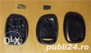 Chei cu cip/telecomanda Dacia/Renault/Opel/Daewoo/Chevrolet - imagine 3