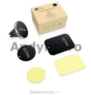 Suport auto magnetic pentru telefon, smartphone, tableta - imagine 5
