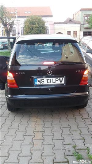 Mercedes-benz A 170 - imagine 3