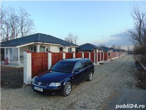 Casa cu 3 camere pe PARTER cu placa de beton deasupra pod pentru depozitare terasa beci LA CHEIE - imagine 6