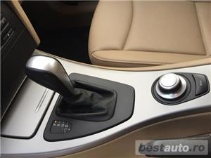 vAND BMW 320 ,fab. 2008, Cutie AUTOMATA , Piele, NAVIGATIE MARE , DUBLU CLIMATRONIC, etc - imagine 14