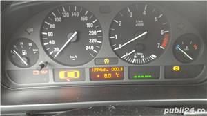 BMW 523 i E 39  ORIGINAL 145000 km INMATRICULATA RO - imagine 7