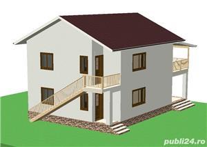 FARA COMISIOANE casa cu 3 camere model Duplex curte separata finisaje utilitati LA CHEIE 2018 - imagine 1