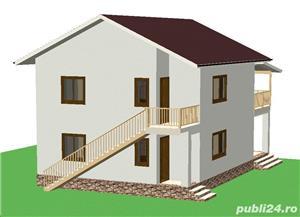 FARA COMISIOANE casa cu 3 camere model Duplex curte separata finisaje utilitati LA CHEIE 2018 - imagine 2