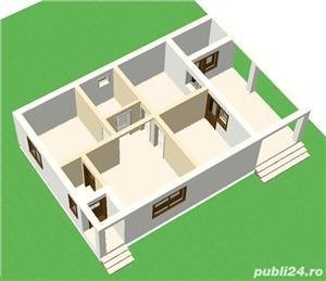 FARA COMISIOANE casa cu 3 camere model Duplex curte separata finisaje utilitati LA CHEIE 2018 - imagine 7