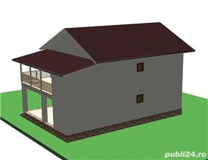 FARA COMISIOANE casa cu 3 camere model Duplex curte separata finisaje utilitati LA CHEIE 2018 - imagine 8