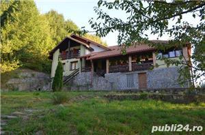 Breaza- Prahova casa de vacanta/locuit, curte 3492 mp - imagine 2