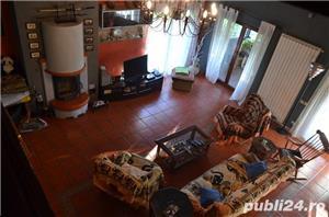 Breaza- Prahova casa de vacanta/locuit, curte 3492 mp - imagine 4
