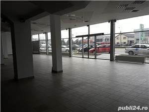 Inchiriere spatiu central, 630 mp, pretabil showroom, productie, etc. Stefanesti, stradal - imagine 2