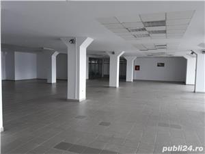 Inchiriere spatiu central, 630 mp, pretabil showroom, productie, etc. Stefanesti, stradal - imagine 1