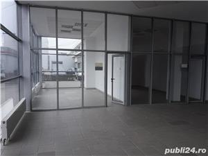 Inchiriere spatiu central, 630 mp, pretabil showroom, productie, etc. Stefanesti, stradal - imagine 4
