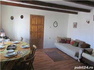 Casa saseasca renovata, cu 2 apartamente si teren 6380 mp , Seica Mare, Sibiu - imagine 4