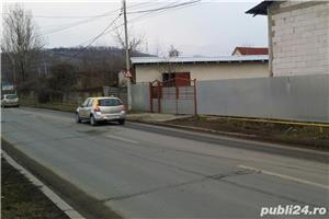 Spatiu comercial/atelier la soseaua de centura Medias, jud. Sibiu - imagine 2