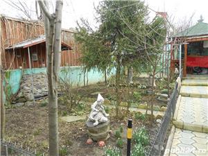 casa cu teren de vanzare - imagine 14