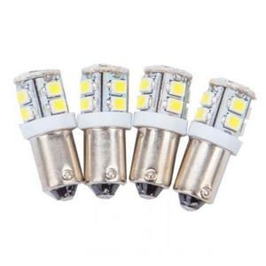 2 x becuri LED T4W W5W, pozitii, plafoniera - imagine 2