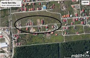 De vanzare teren la padure, 836 mp, strada Luceafarului, acces facil spre oras - imagine 2